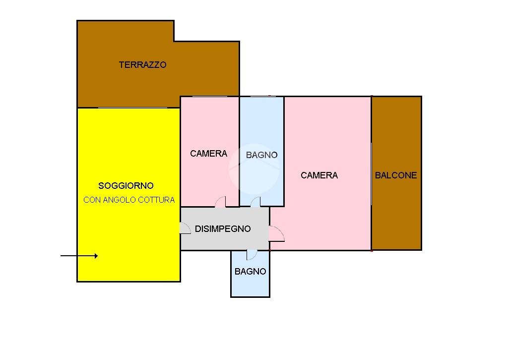 Trilocale In Vendita Appartamenti In Vendita Rif 40400990 Agenzia Tecnorete Di Montesilvano