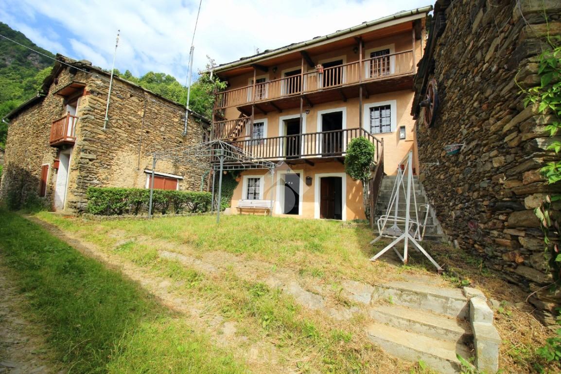 casa indipendente via piani, Prarostino - Rustici ...